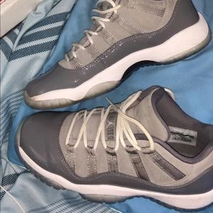 Jordan Shoes - Jordan Cool Grey 11s